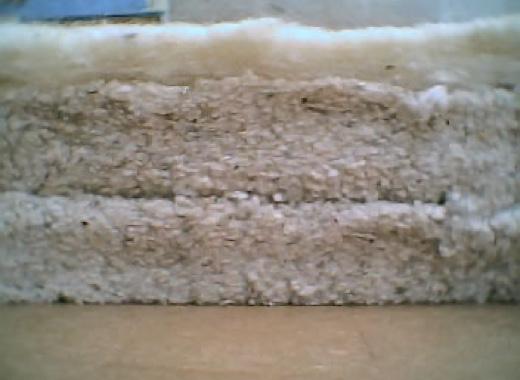 3 Layer King Size Futon Mat