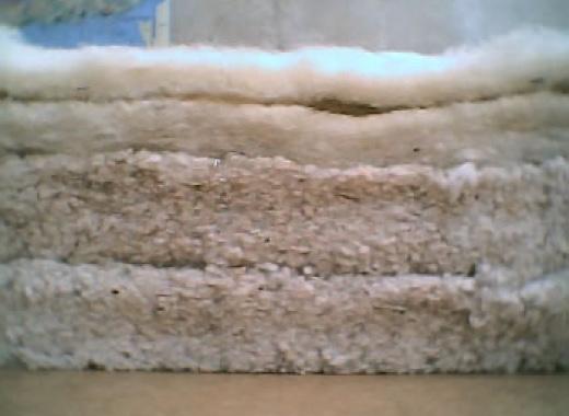 4 Layer King Size Futon Mat