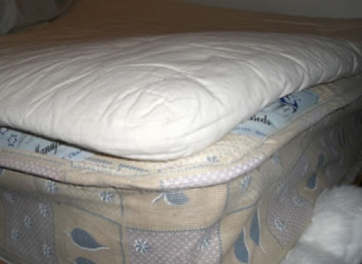 King Size Topper Cover